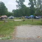 Bike Week camping at KOA