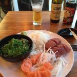Les Meilleurs sashimi du Golfe de St Tropez !!!