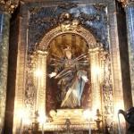Святая Мария.