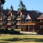 Foto de BEST WESTERN Tin Wis Resort Lodge