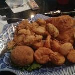 Fried Fisherman's Platter