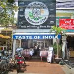 Taste of India - street view