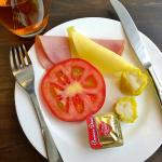 Conti Breakfast