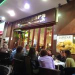 Footpath dining