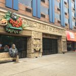 Located on Old Falls Street in downtown Niagara Falls, USA