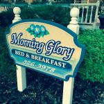 Foto de Morning Glory Bed and Breakfast
