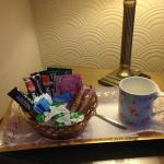 Tea & Coffee facilities in all rooms