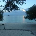 Foto de The Haad Tien Beach Resort