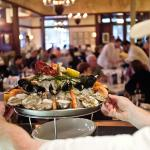 Hank's Seafood Restaurant, voted Best Seafood Restaurant in Charleston for 15 years running!