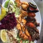 Lovely food... 5 stars