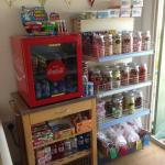 Village Tuck Shop run from Double-Gate Farm