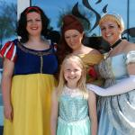 The classic princess event for our young customers :)