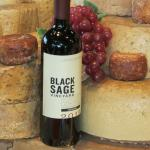 Black Sage Zinfandel and Goat Cheese