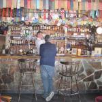 The Grove Inn bar