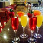 Mimosas Brunch Saturday and Sunday