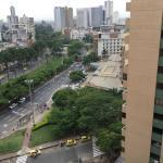 Vista ciudad de día - Piso 10