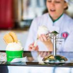 Enkele heerlijke dagverse Italiaanse gelato's: lekkerder vind je niet in Leuven ;)
