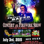 2015 Fireworks July 3rd