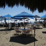 Otra panorámica de la playa Cerritos, B. C. S.