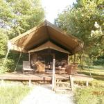 Ecolodge Tente Safari