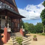 Foto de Hotel Waldhof auf Herrenland