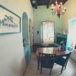 Ahuehuete Hostal Galeria Foto