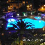 Hotel Cristobal Colon by Night