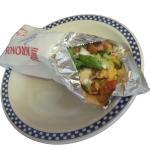 Chicken Gyro Sandwich