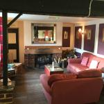 Enjoy a cosy evening in our snug