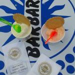 glaces barbarac cannes