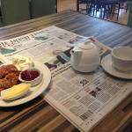 Irish Times on sale at Weekends With Tea & Scone