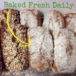 Fresh Bread Baked Daily