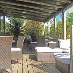 Dine Alfresco on the Terrace