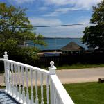 One view from the Bay of Fundy Guest House