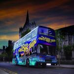 The GhostBus at St.Patrick's Cathedral