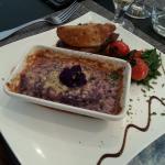 Boeuf avec foie gras