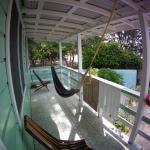 Casa del mar porch