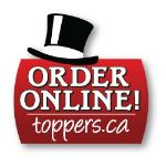 Order Online at toppers.ca
