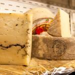 Moliterno al tartuffo - fromage de brebis type pecorino à la truffe