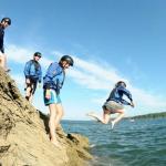 Adventure on the rocks