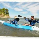 Falmouth kayaking