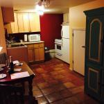 sala/cucina della barbados suite