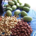Plenty of produce