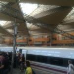 estación del AVE