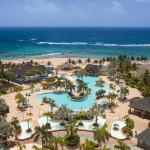 Aerial St. Kitts Marriott