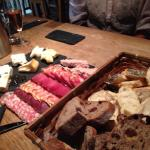 Cheese, meat, bread !! Selection !