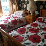 My stay again at woodside gest house. Stirling