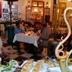 Barneshall en Grand Hotel Nuwara Eliya