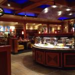 Sizzler - Dining Room and Salad Bar