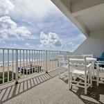 Private terrace - PH unit